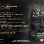 Siracusa, dal 10 marzo al 31 ottobre mostra su Leonardo