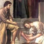 SEGNI DEI TEMPI – La lavata dei piedi: Gesù servitore