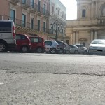Paternò, lavori in P.zza Indipendenza merito dell'amministrazione Failla