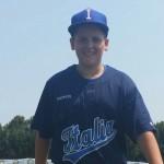 Baseball Paternò. Il giovane Davide Bonaccorso alla nazionale italiana U12