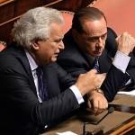 """Verdini: """"Nel centrodestra il leader è Silvio Berlusconi"""""""