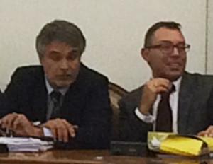 Timpanaro e Messina, revisori contabili dimissionari del Comune di Paternò