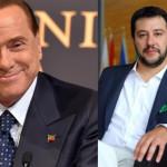 """Berlusconi ha deciso: """"Sarò in piazza con Matteo Salvini a Bologna"""""""