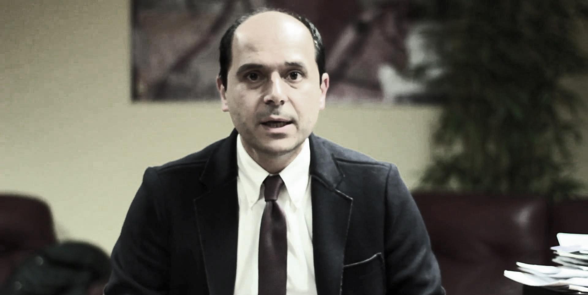 Mauro Mangano, sindaco di Paternò