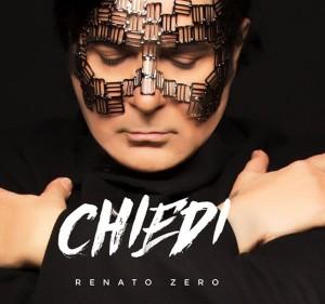 """La foto-copertina di """"Chiedi"""", il nuovo singolo di Renato Zero estratto dall'album """"Alt"""", in uscita il prossimo 8 aprile."""
