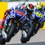 Ritorna la Moto GP. Bene la Yamaha, Lorenzo attento agli italiani