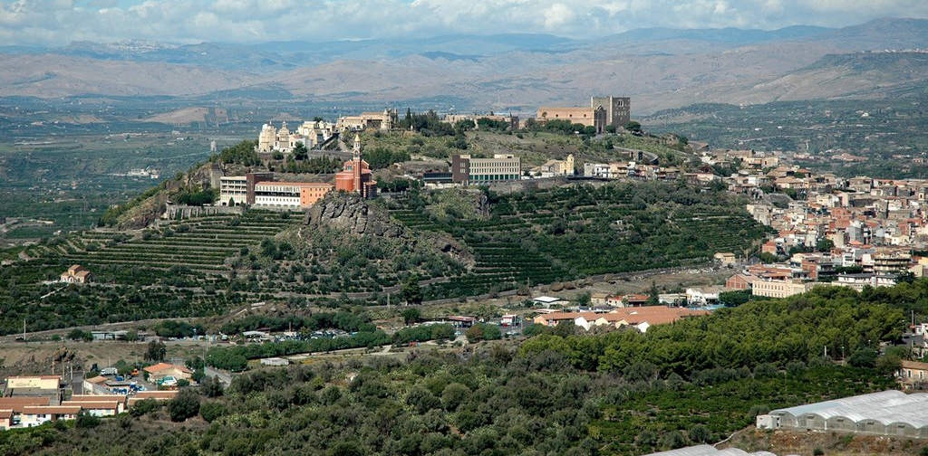 Panoramica Paternò