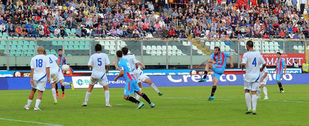Gol di plasmati (1-1)