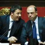 """Renzi ordina, Alfano esegue. Via la parola """"destra"""" da NCD, poi alleanza"""