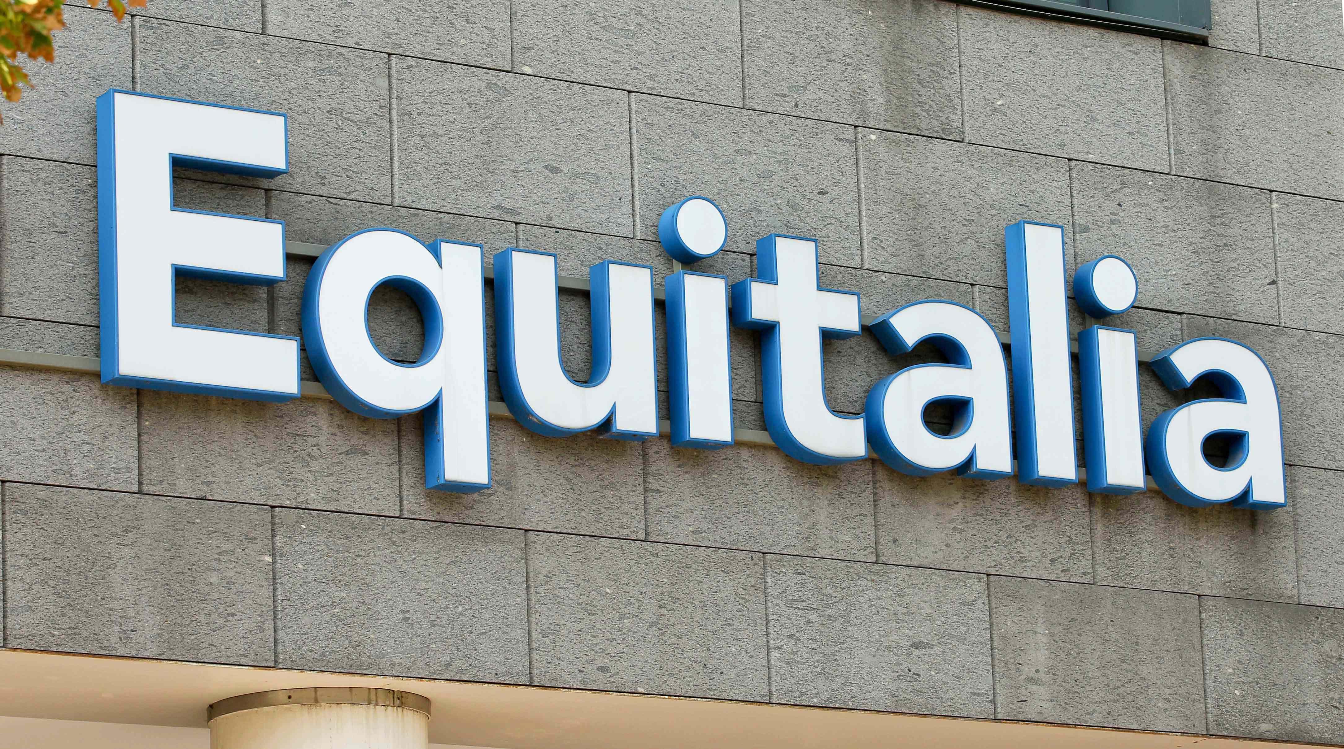 MILANO 15-09-2011 SEDE E LOGO EQUITALIA NELLA FOTO: LOGO EQUITALIA FOTO GREGO/INFOPHOTO