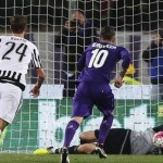 Buffon fa il miracolo e la Juve festeggia lo scudetto. Oggi si decide con Roma-Napoli