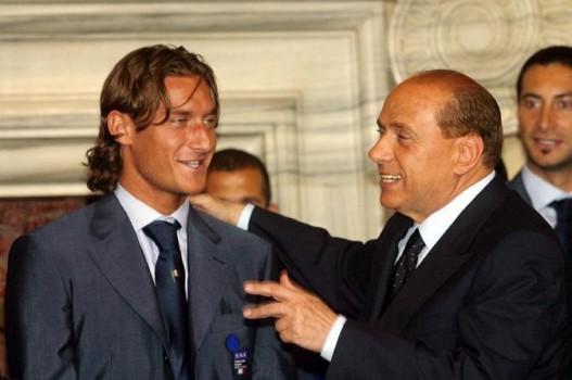 Francesco Totti, 20 anni nella Roma