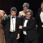 """Cinema. """"Perfetti sconosciuti"""" di Genovese trionfa ai David. Ma perché non c'era Checco Zalone?"""