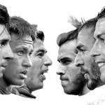 Calcio, la partita del mito. In campo il Classico Barcelona-Real Madrid