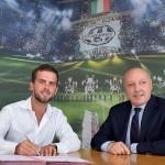 "Calciomercato. Juventus, Pjanic ""Forza Juventus"""