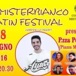 Misterbianco, torna il Latin Festival con le stelle della TV. Da Amici Cristian Lo Presti
