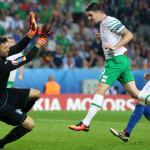 Italia-Irlanda: gli azzurri non reggono, contro la Spagna servirà una marcia in più