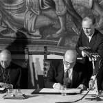 #AccaddeOggi. L'8 giugno 1985 veniva ratificata la modifica ai Patti Lateranensi