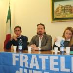 """FdI-AN Catania, sabato il coordinamento. Messina: """"Politica torna in mezzo alla gente"""""""