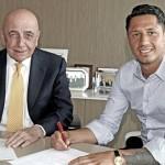 Milan: ufficiale l'acquisto di Lapadula dal Pescara