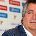 Calcio Catania: Jorge Vergara è atterrato a Fontanarossa questa mattina