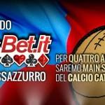 Calcio Catania: DomusBet sarà il nuovo mainsponsor rossazzurro per 4 anni