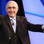 Gli 80 anni di Pippo Baudo, il re della televisione