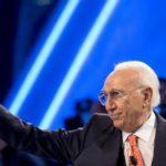 """Il ritorno storico. Da settembre Pippo Baudo condurrà ancora """"Domenica In"""""""