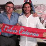 Calcio Catania, è ufficiale: torna il centrocampista Marco Biagianti