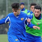 Calcio Catania, addio a Bombagi. Il centrocampista ceduto al Fondi