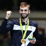 """""""Il premio in beneficenza"""": Daniele Garozzo vince le Olimpiadi della solidarietà"""