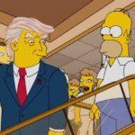 Arriva la maratona infinita dei Simpson (con i capelli di Donald Trump)