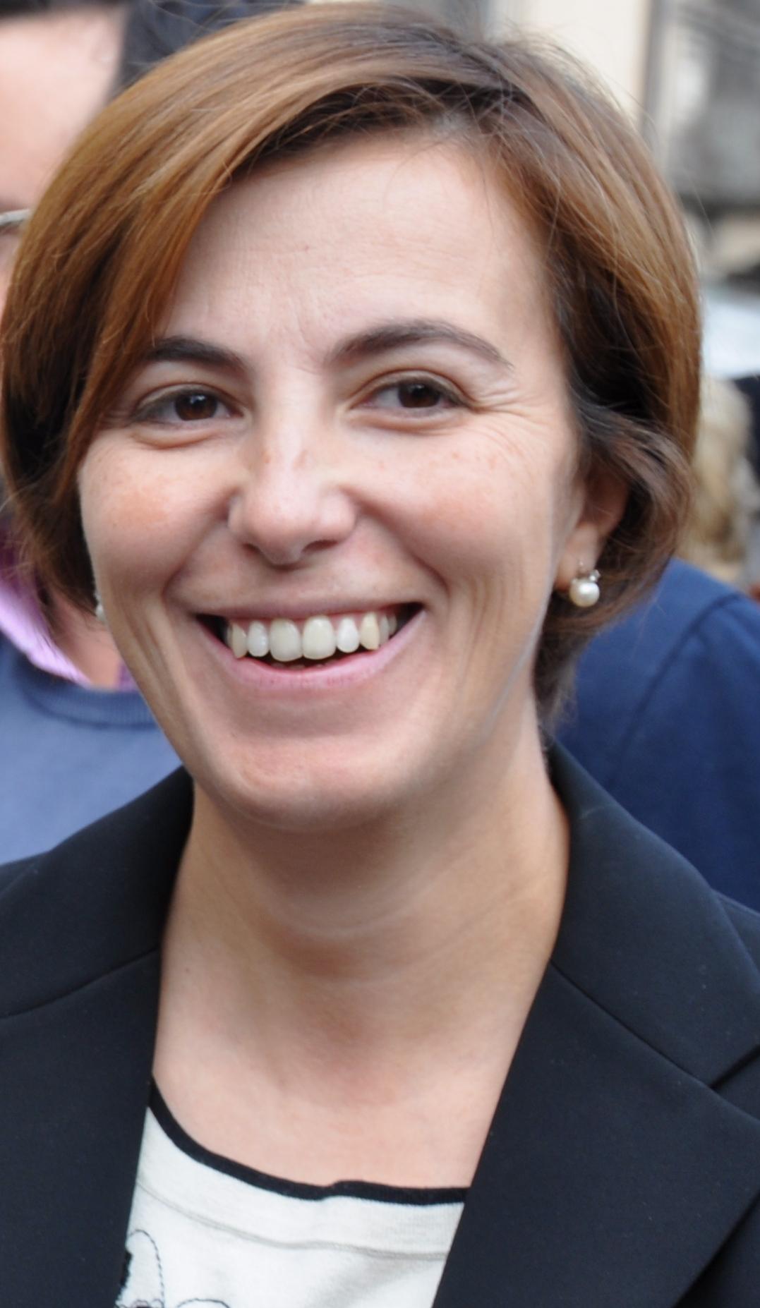 Laura Bottino, presidente del Consiglio Comunale di Paternò e candidato sindaco alle elezioni Amministrative di maggio 2017.