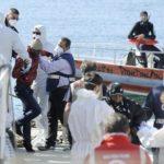 In arrivo 6297 migranti nel Sud Italia