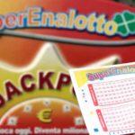 """Superenalotto, centrato il """"6"""": i 163 milioni vanno a Vibo Valentia"""
