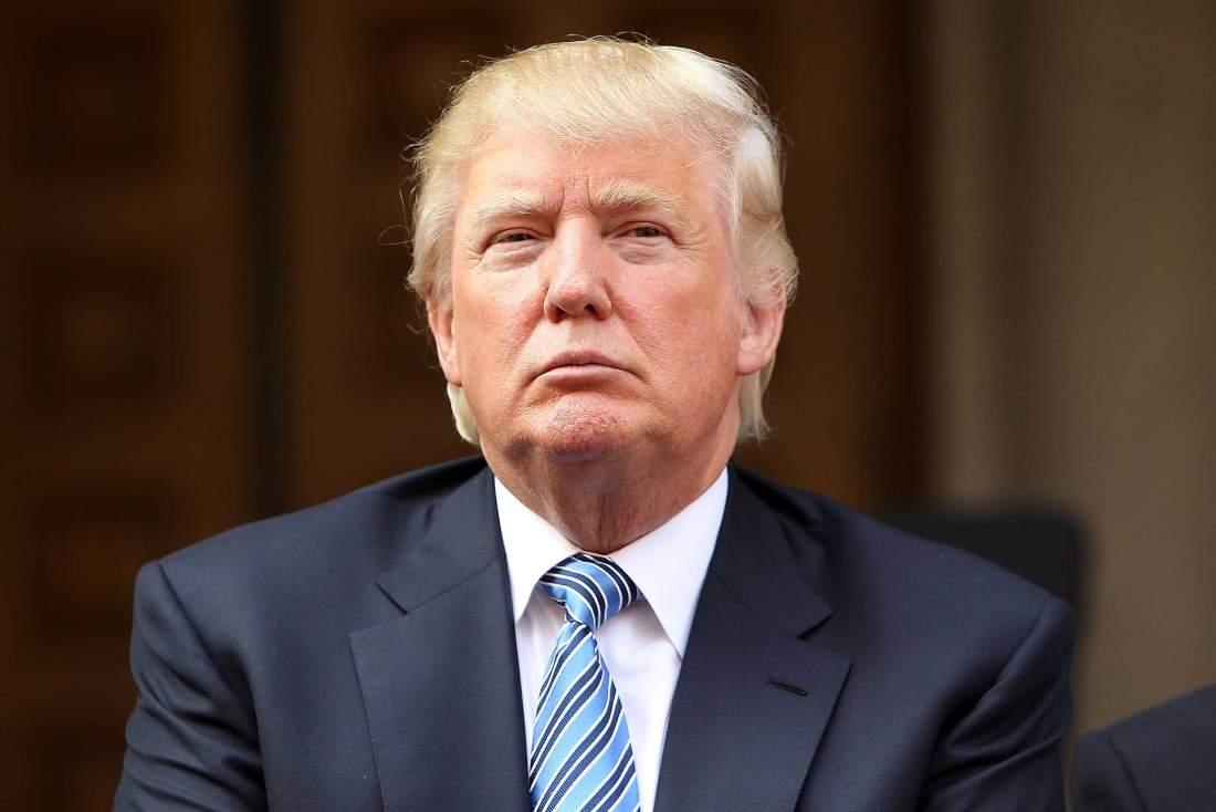 Donald Trump, candidato repubblicano alle presidenziali americane 2016
