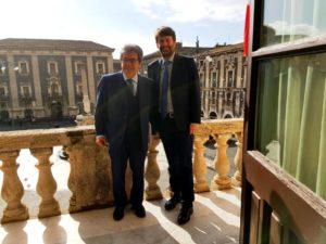 Enzo Bianco e Dario Franceschini