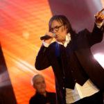 Renato Zero oggi superospite di Pippo Baudo a Domenica In