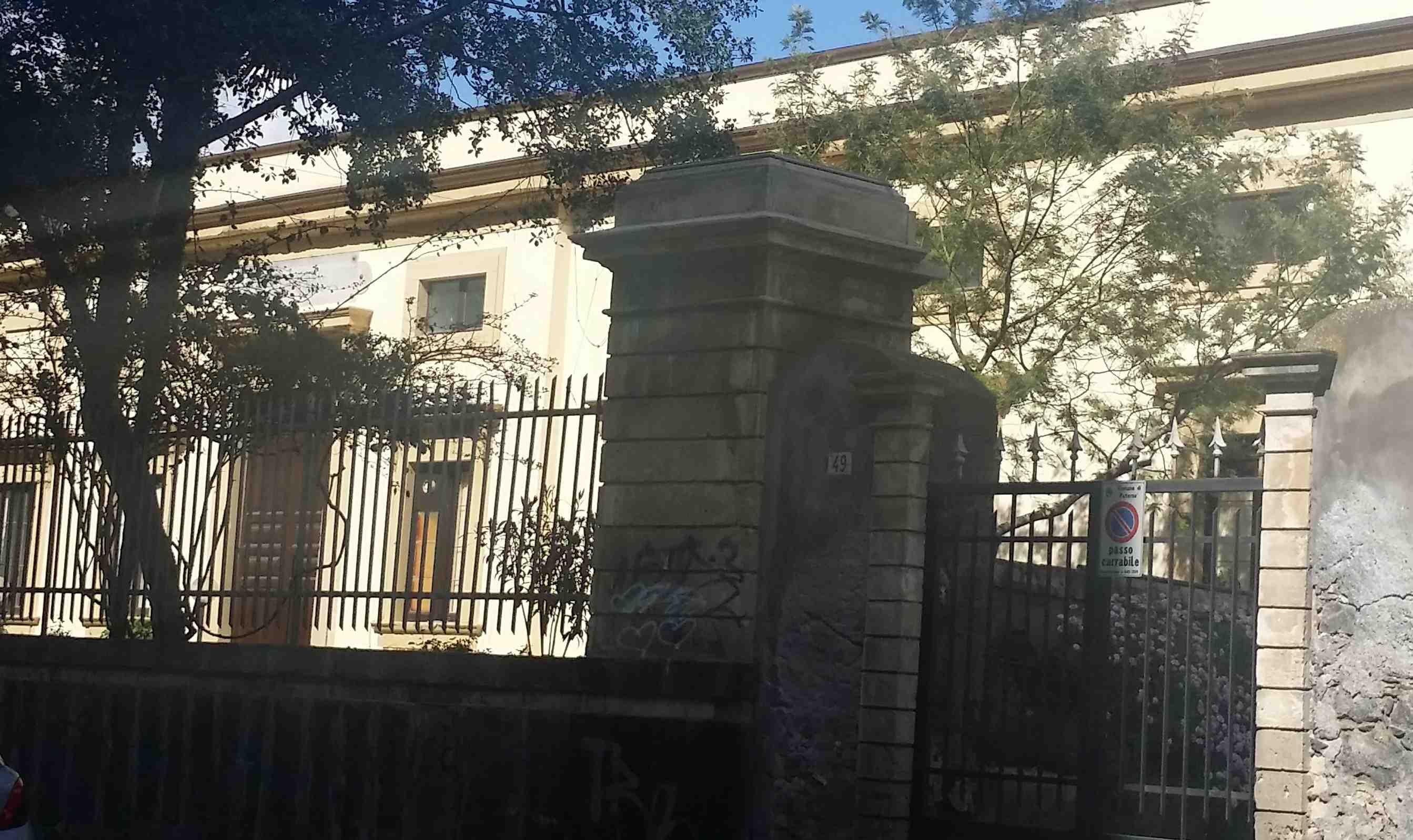 """La casa di accoglienza """"S. Bellia"""" di Paternò"""