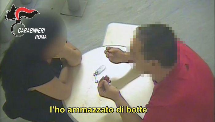 """Estorsioni mafiose a Roma, """"io sono un delinquente nato"""""""