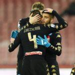 Coppa Italia, il Napoli cala il tris contro lo Spezia e vola ai quarti