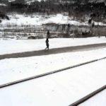 Italia al gelo, temperature a picco