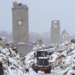 Prima la neve, poi il nuovo terremoto. Nel Centro Italia è un incubo