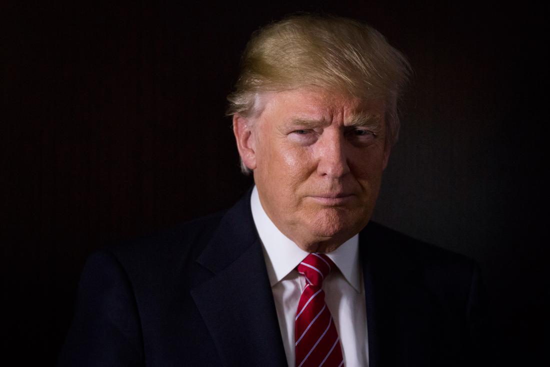 Donald Trump, presidente eletto USA