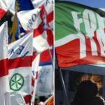 Sondaggi politici al 31 dicembre: Forza Italia supera la Lega