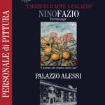 Paternò. Da domani personale di pittura di Nino Fazio a Palazzo Alessi