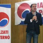 Paternò. Anthony Distefano ufficializza la candidatura a sindaco