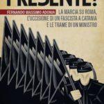 """Catania. Il 2 febbraio presentazione di """"Presente!"""" nella sede di Assostampa"""