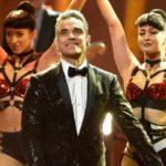 """Sanremo, Robbie Williams ospite mercoledì: """"Morandi peggior ricordo"""""""