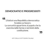 """La scissione del Pd è fatta. Nasce """"Democratici e Progressisti"""""""